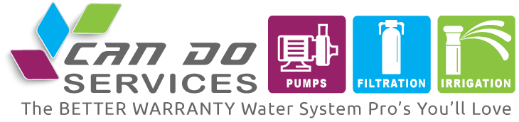 Can-Do Services Irrigation to Well Pump Repair and Water Softeners and Filtration